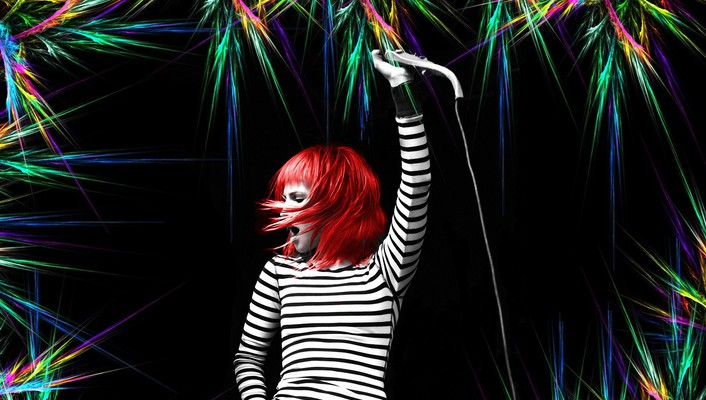 Hayley williams paramore music vudzo wallpaper