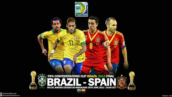 Fifa confederations cup final 2013 brazil wallpaper