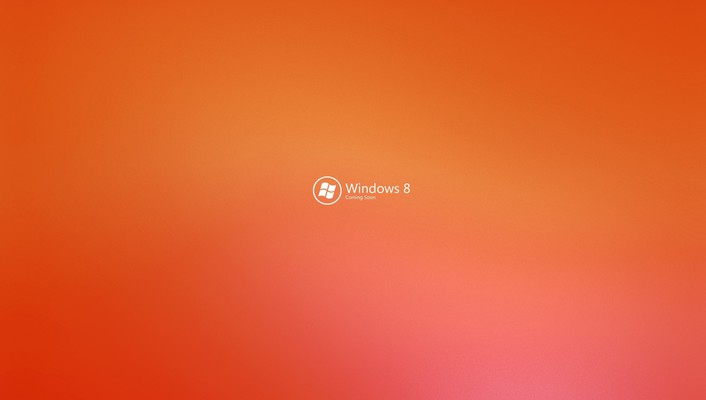 Windows 8 simple background wallpaper