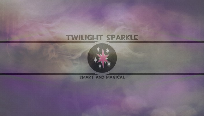 My little pony twilight sparkle cutie mark wallpaper
