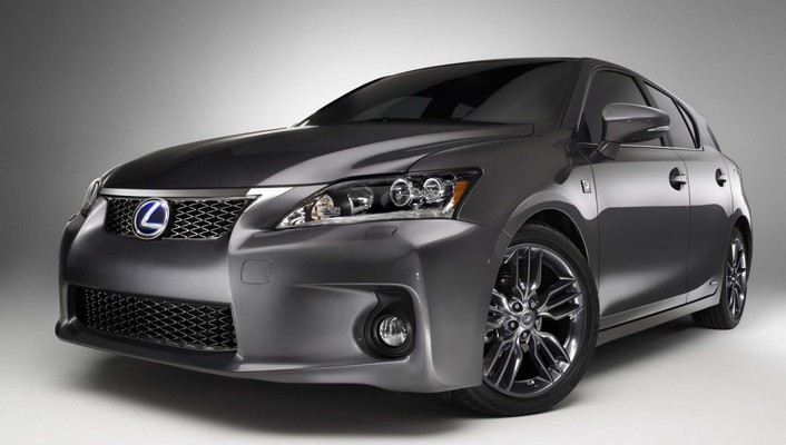 Cars lexus ct 200h special edition wallpaper