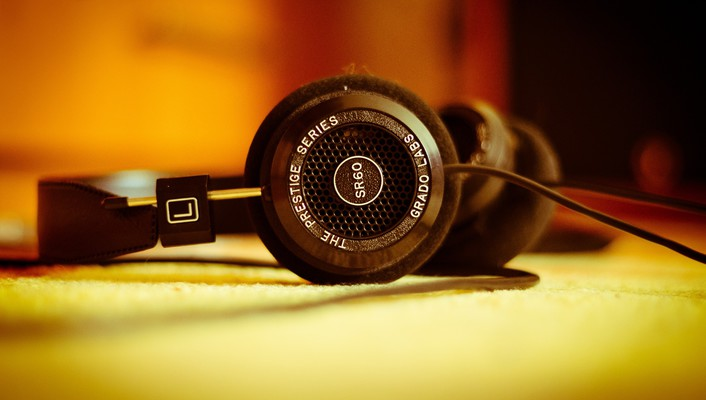 Grado headphones music wallpaper