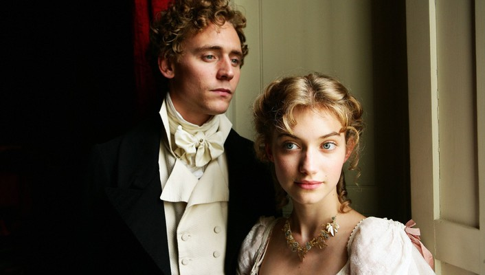 Imogen poots tom hiddleston wallpaper