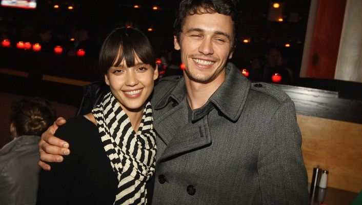 James franco jessica alba celebrity wallpaper