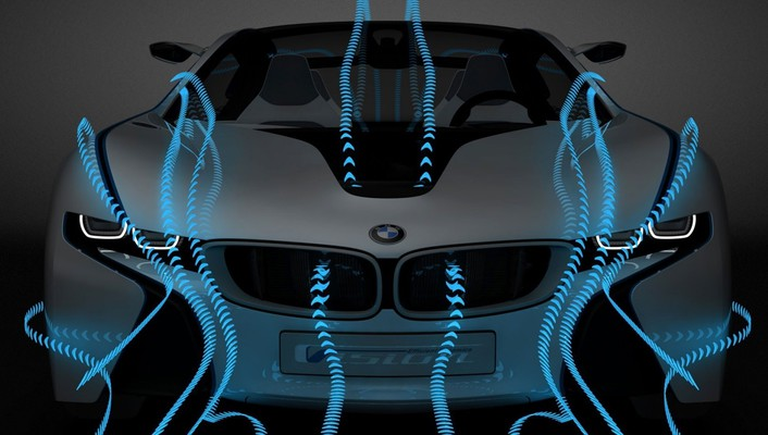 Bmw vision cars wallpaper