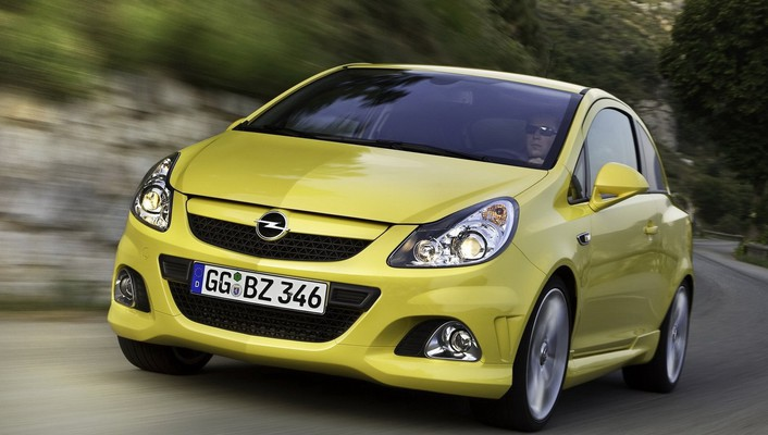 Opel astra cars seeds wallpaper