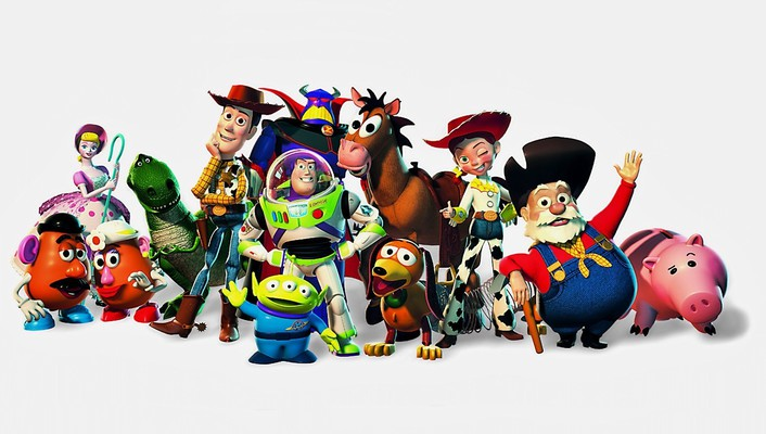 Toy story 2 artwork fan art wallpaper