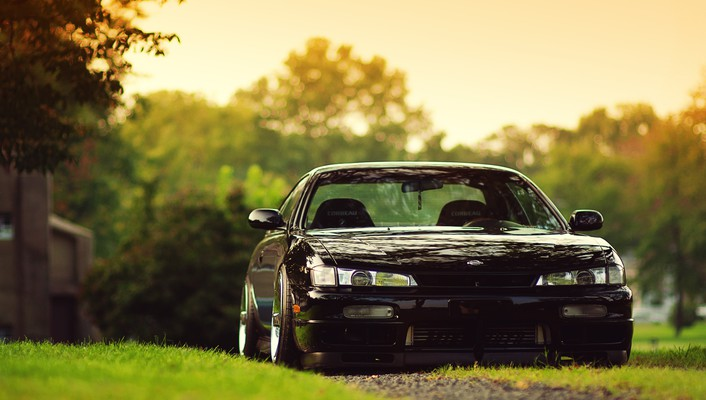 Nissan silvia s14 cars wallpaper