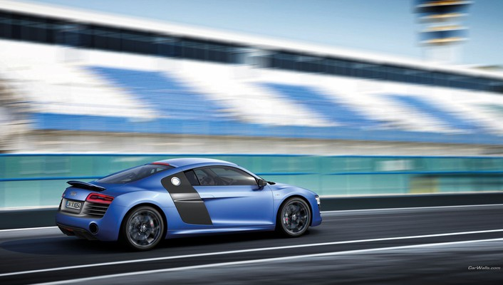 Cars roads audi r8 v10 wallpaper