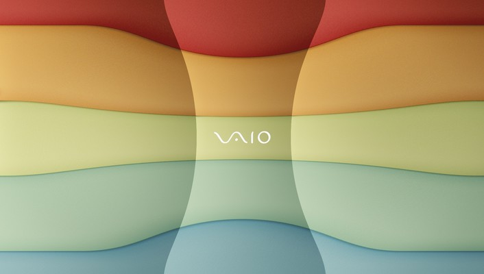 Sony vaio technology wallpaper