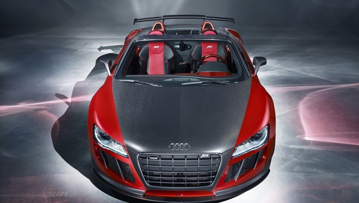 Abt audi r8 gt spyder german cars wallpaper