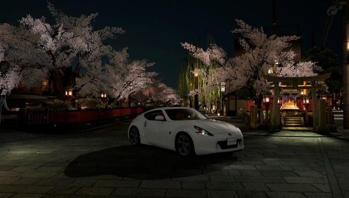 Domestic market nissan 370z playstation 3 cars wallpaper