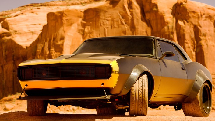 Bumblebee transformers 4 wallpaper