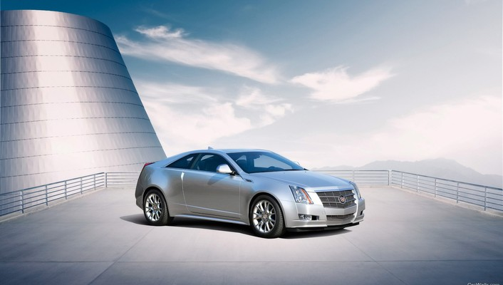 Cadillac cts cars coupe wallpaper