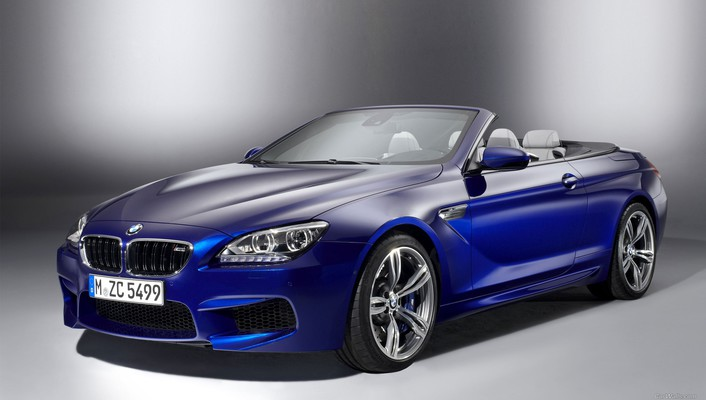 Bmw m6 cars convertible wallpaper