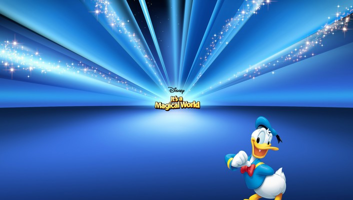 Disney company donald duck animation games wallpaper