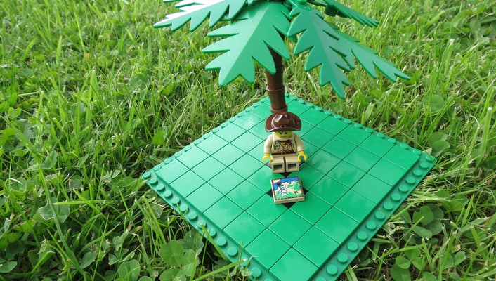 Legos grass toys children wallpaper