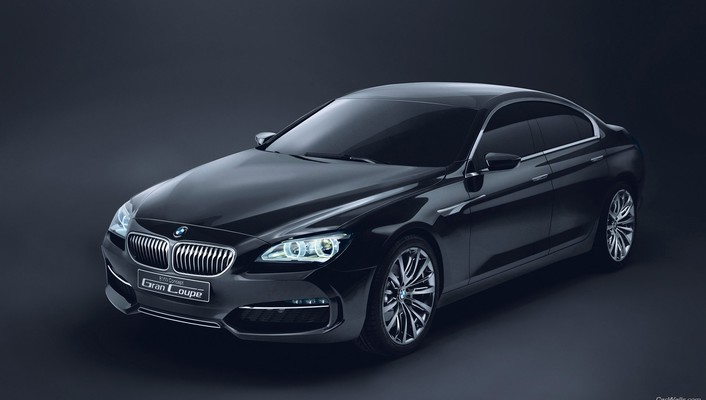 Bmw gran coupe cars wallpaper