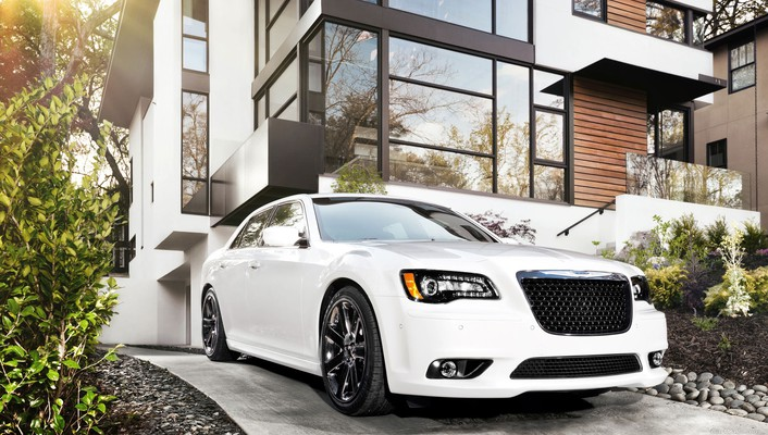 Chrysler 300c cars wallpaper