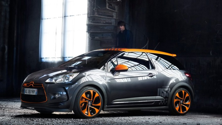 Citroën ds3 cars wallpaper