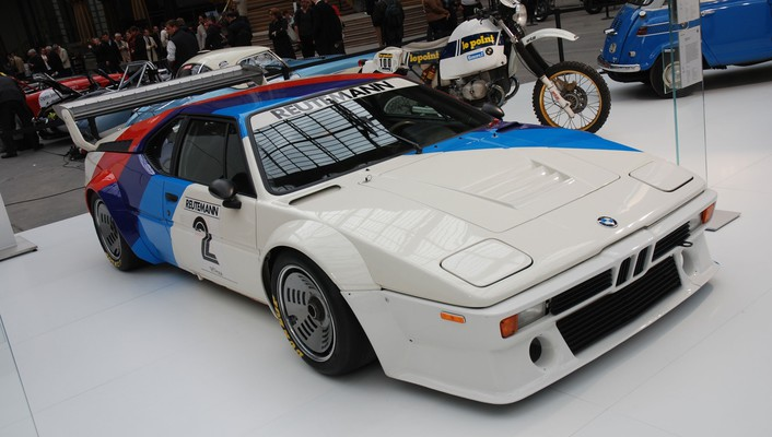 Cars bmw m1 procar wallpaper