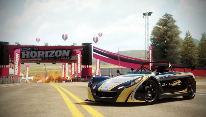 Video games lotus 2009 forza horizon wallpaper