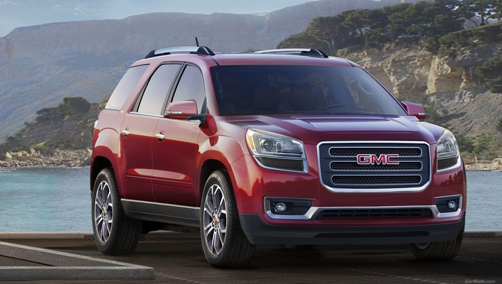 Gmc cars wallpaper