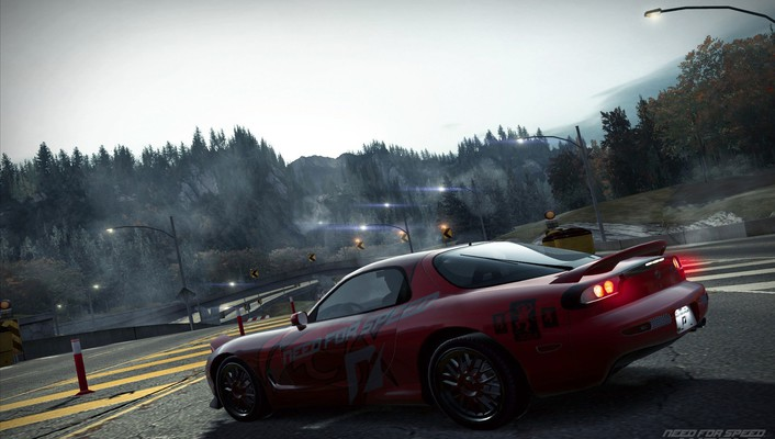 Need for speed world cars video games wallpaper