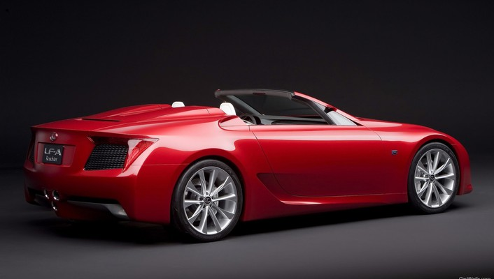 Lexus cars roadster wallpaper