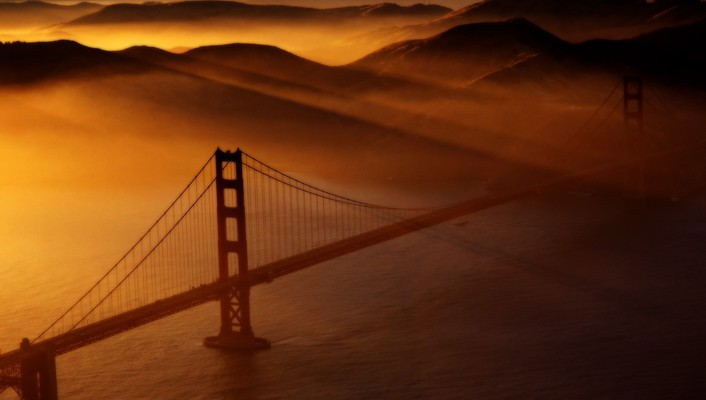Golden gate bridge san francisco architecture bridges wallpaper