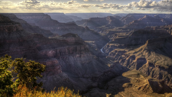 Grand canyon landscapes nature wallpaper