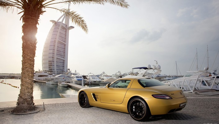 Amg mercedesbenz sls cars wallpaper