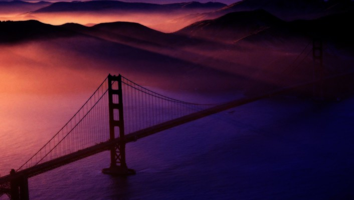 Golden gate bridge architecture bridges wallpaper
