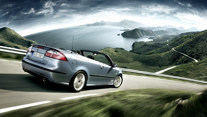 Saab 93 turbo x cars convertible wallpaper