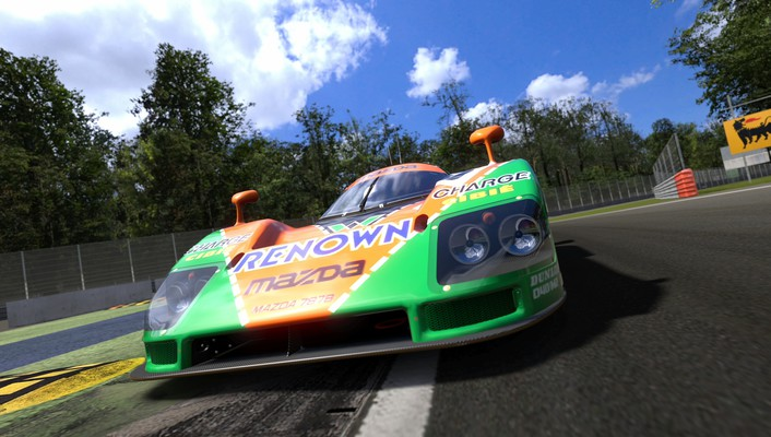 Gran turismo 5 mazda 787b cars wallpaper