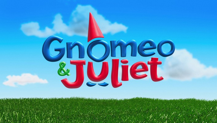 Gnomeo and juliet cartoons movie posters wallpaper