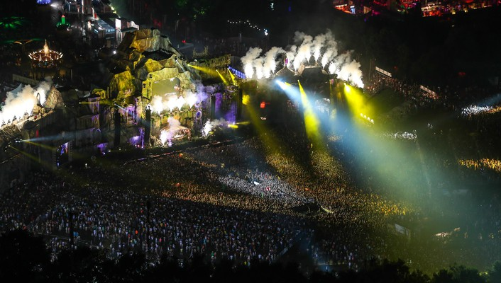 Tomorrowland 2013 music wallpaper