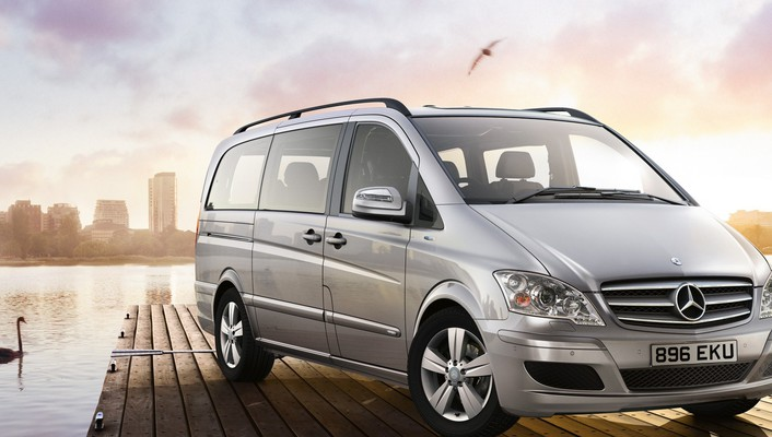 Mercedesbenz viano marco polo mercedes benz birds cars wallpaper