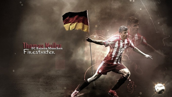 Soccer stars bayern football player wallpaper
