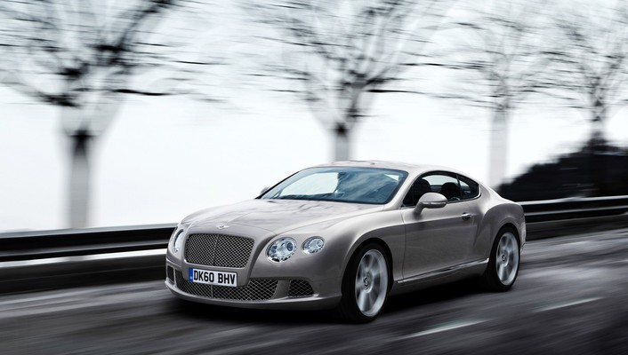 Cars bentley continental wallpaper