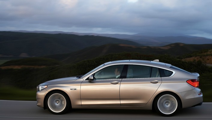 Bmw 5 series gt gran turismo cars wallpaper