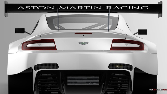 Aston martin british cars racing spoiler wallpaper