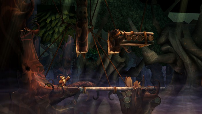 Video games donkey kong country wallpaper