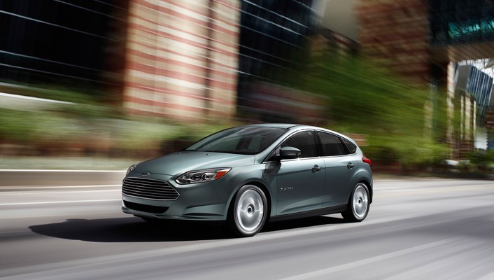 Ford electric focus wallpaper