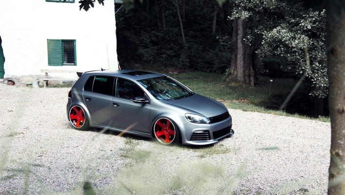 Cars golf 6 wallpaper