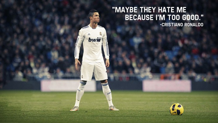 Quotes soccer real madrid cristiano ronaldo wallpaper
