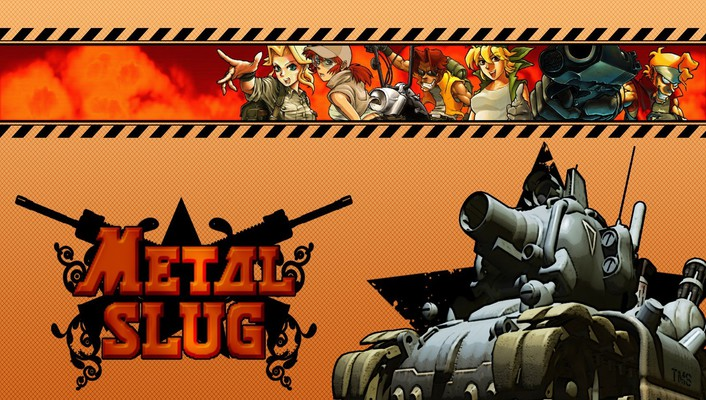 Video games metal slug snk 2 wallpaper