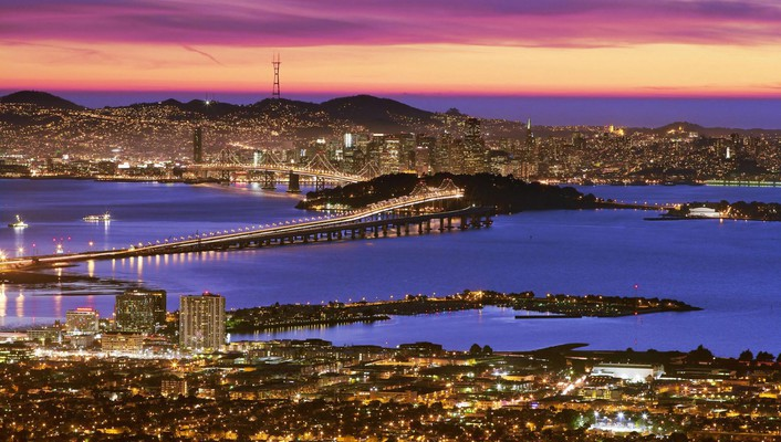 Cityscapes san francisco wallpaper