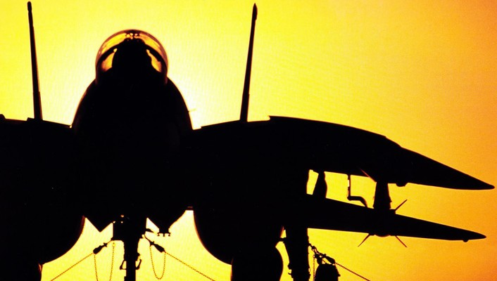 F-14 tomcat aircraft airplanes wallpaper