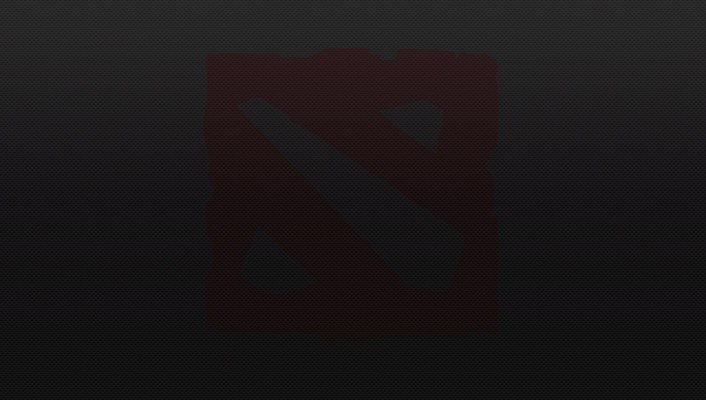 Minimalistic dota 2 wallpaper